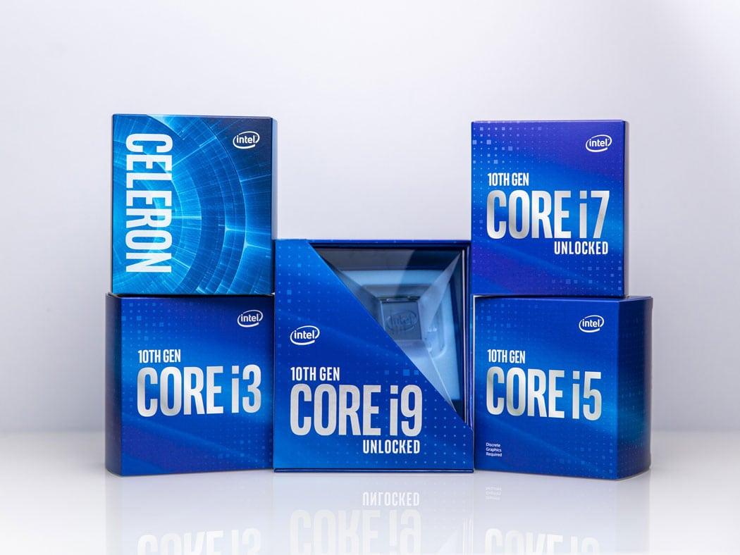 Intel CML S Family