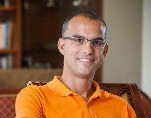 אריאל כבירי - מייסד אתר איי סבתא . צילום דורון כורש