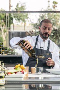 משק אחיה בהפקת אוכל עם השף דוד ביטון צילום ענת פייזר