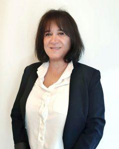 גילה באלי, מנהלת תחום מערכות מידע במבטח סימון קרדיט אלינור הררי