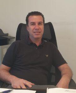 """מוטי טרבלסי, סמנכ""""ל יורודרייב צי רכב. צילום: יח""""צ."""