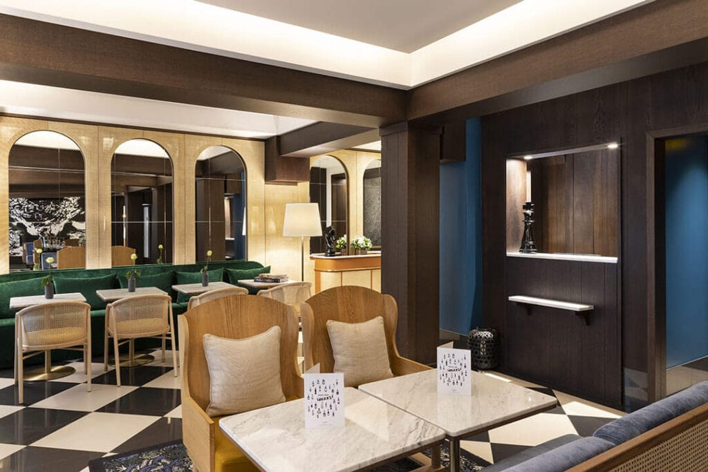 מלון The Chess Hotel. קרדיט: Booking.com