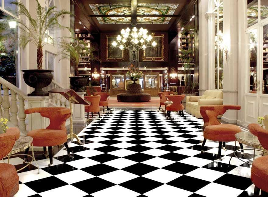 Hotel Geneve Cd De Mexico. קרדיט: Booking.com