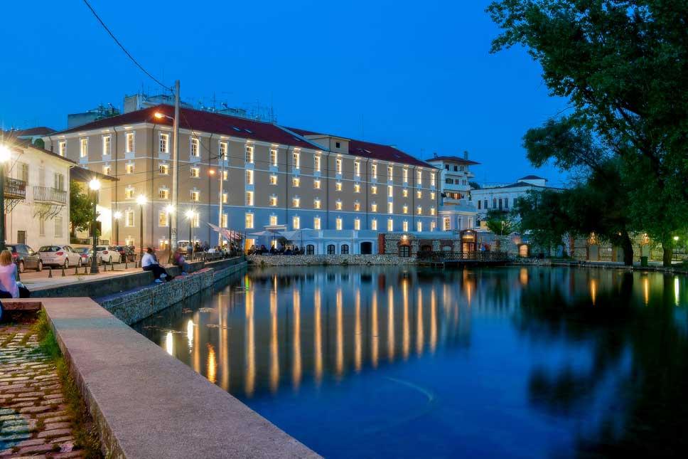 Hydrama Grand Hotel 1